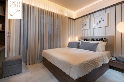 `Master Bed Room Freja Suites