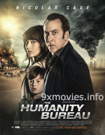 The Humanity Bureau 2017 English 720p WEB-DL 750MB