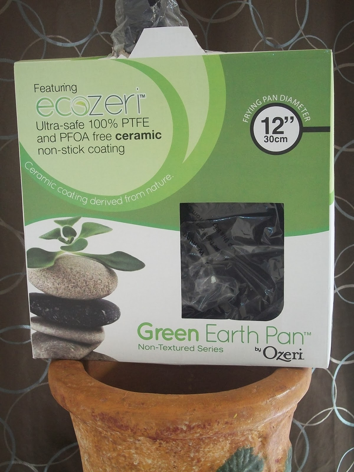 Mom Knows Best : Ozeri Earth Pan Review Update