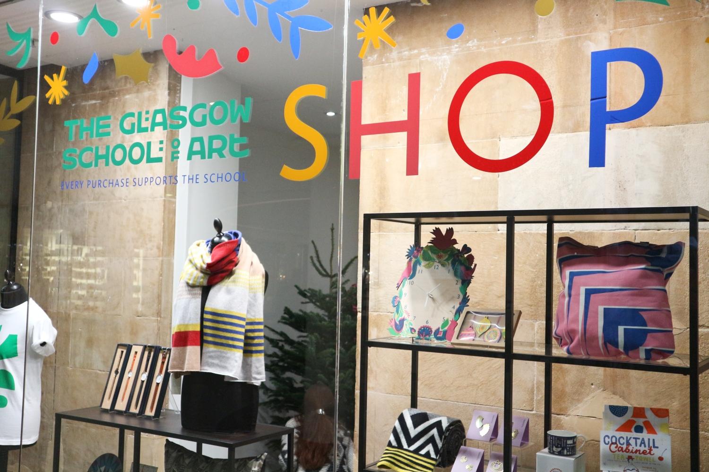 glasgow school of art pop up