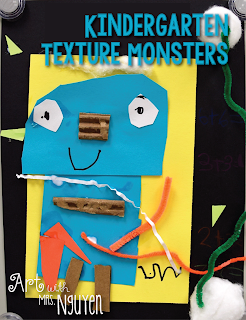 a monsters lesson 02 Love monsters freebie     teacher lesson planner 2 months.