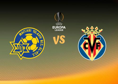 Maccabi Tel Aviv vs Villarreal  Resumen