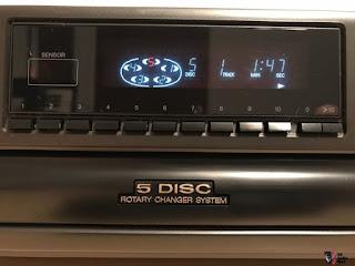 Technics SL-PD887