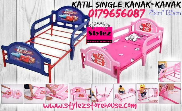 katil kanak kanak murah