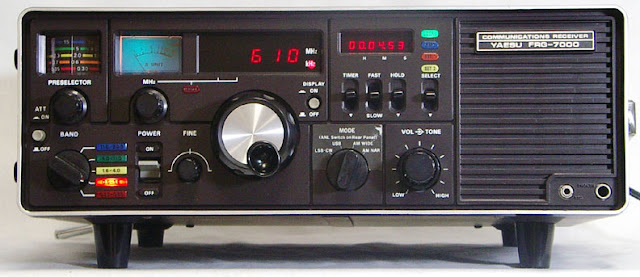 Yaesu FRG-7000 HF Receiver