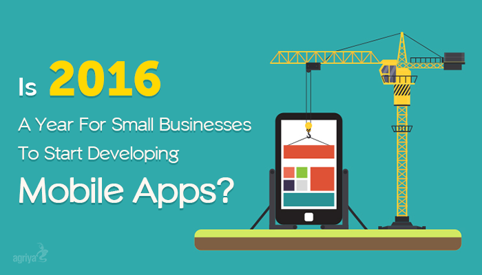 develop mobile apps small business