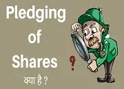 Pledging of Shares