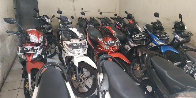 Motor Bebek di Sorum Motor Bekas Semarang inukotovlog