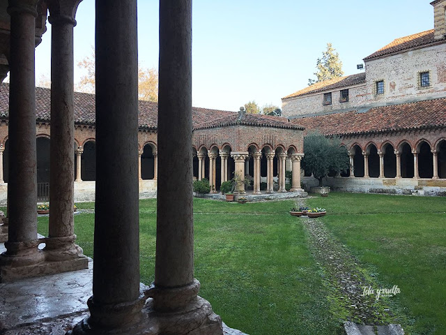 San Zeno Verona, claustro