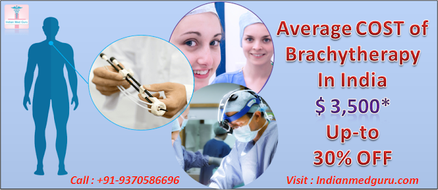 Average Cost of Brachytherapy in India