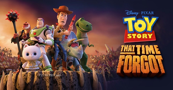 Watch Toy Story That Time Forgot 2014 Online For Free