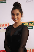 Vennela in Transparent Black Skin Tight Backless Stunning Dress at Mirchi Music Awards South 2017 ~  Exclusive Celebrities Galleries 050.JPG