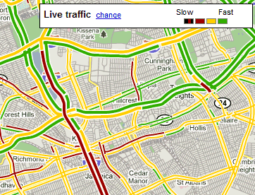 How Does Google Maps Predict Traffic