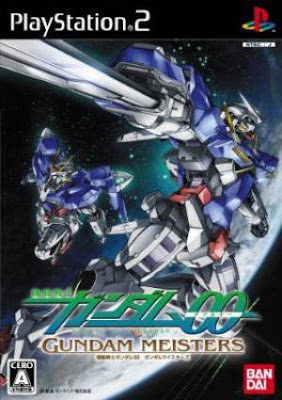 Mobile Suit Gundam 00: Gundam Meisters PS2 GAME ISO