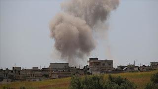 واشنطن ولندن وباريس وبرلين تطالب بوقف المجازر في سوريا