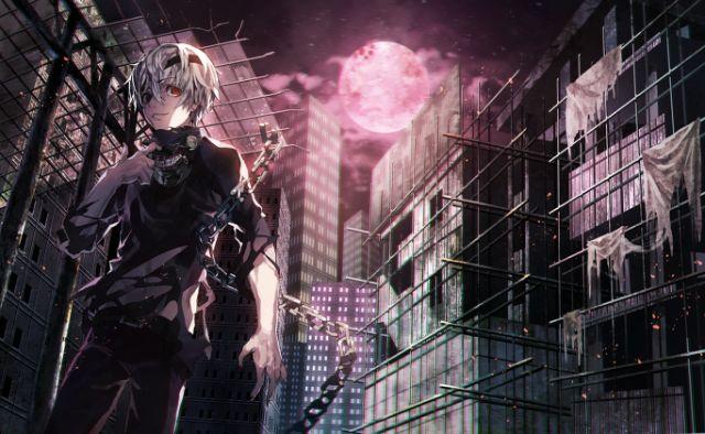 صور أنمي طوكيو غول Tokyo Ghoul