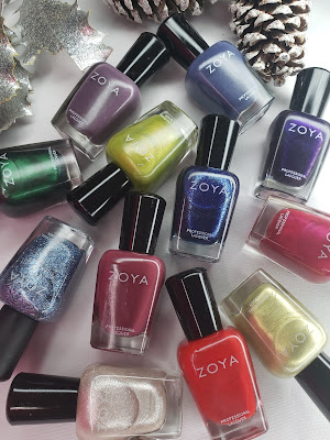 Zoya Intriguing Collection 2020