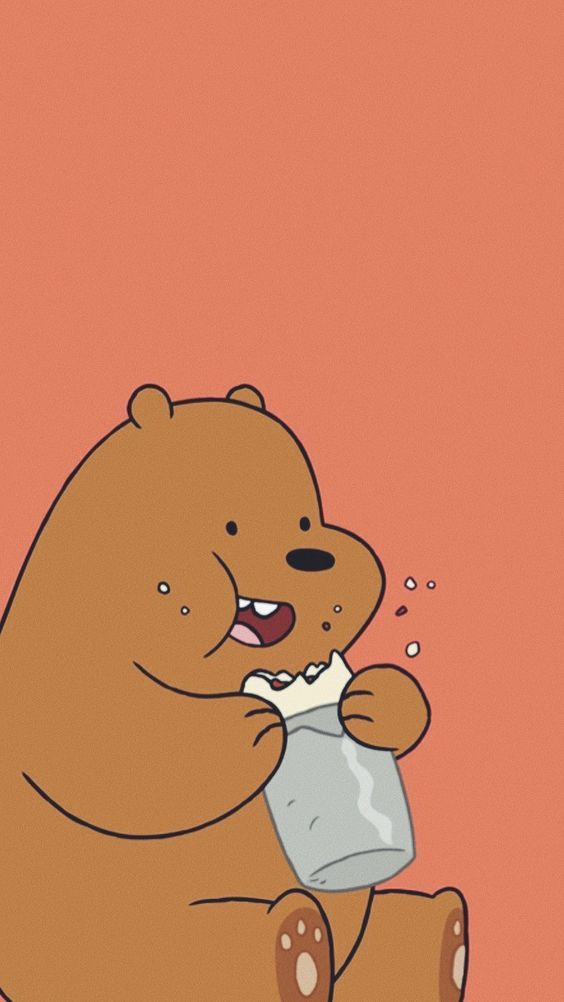 We bare bears grizzly
