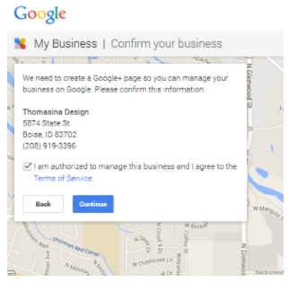 how to advertise my business on google for free
