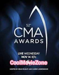 52nd Annual CMA Awards (2018)