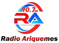 Rádio Ariquemes FM 90,7 MHz de Ariquemes RO