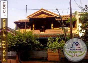 Dijual Rumah Shangrila Indah 2 Petukangan Jakarta