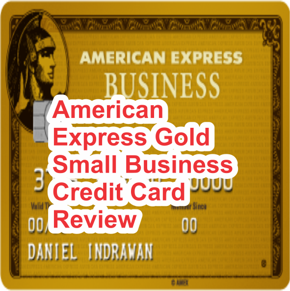 American Express Gold Small Business Credit Card Review