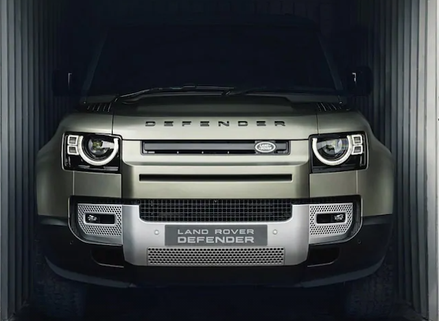 2020 Land Rover Defender Launched in india