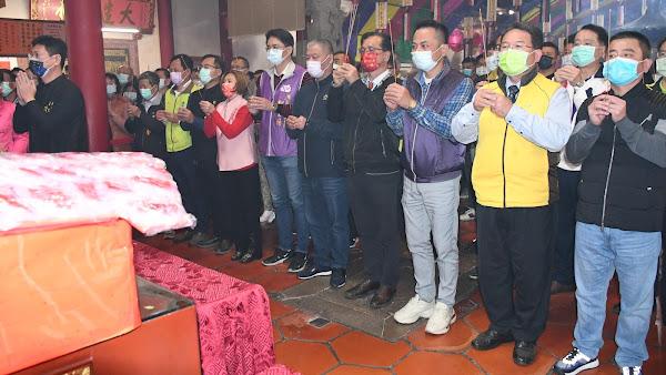 元清觀天公文化祭 拜天公慶典與點燈祈福