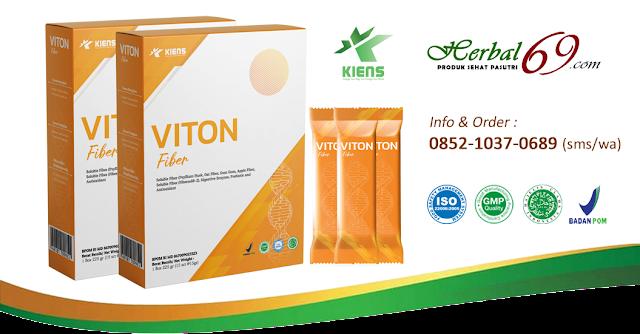 diet viton fiber, diet viton kiens, viton fiber, harga viton fiber, kien iton fiber,