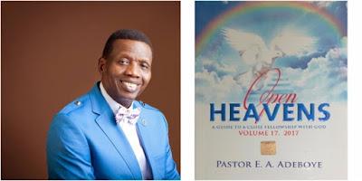 Season Of Dominion ~ Pastor E.A Adeboye