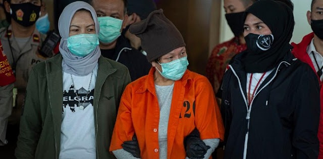 Terbukti Lakukan Korupsi Dan TPPU Bank BNI, Maria Pauline Lumowa Divonis 18 Tahun Penjara