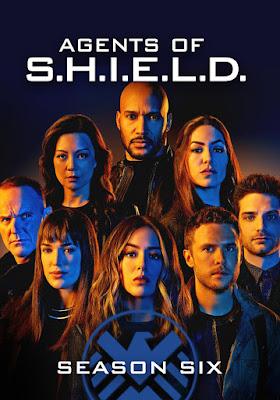 Marvel's Agents of S.H.I.E.L.D. (TV Series) S06 DVD HD Dual Latino + Sub 3DVD