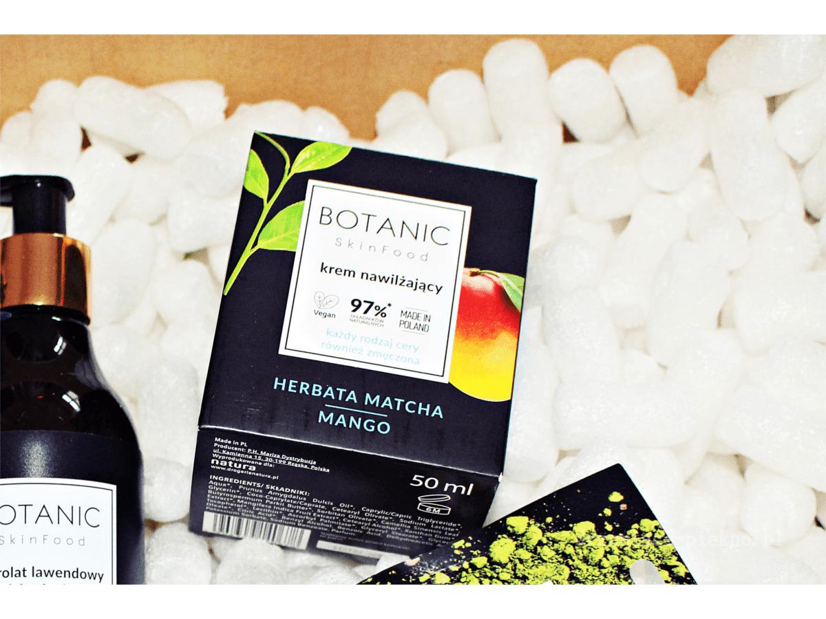Botanic SkinFood - Nowa marka warta uwagi w Drogeriach Natura