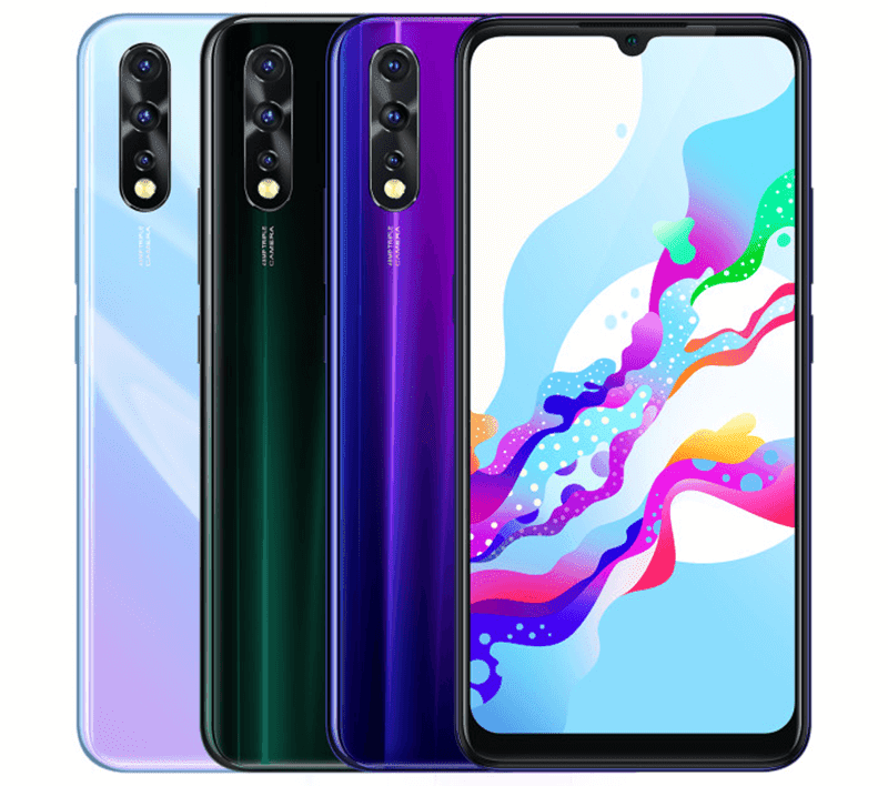 Vivo Z5 announced, packed with SD712 chip and 4,500mAh battery