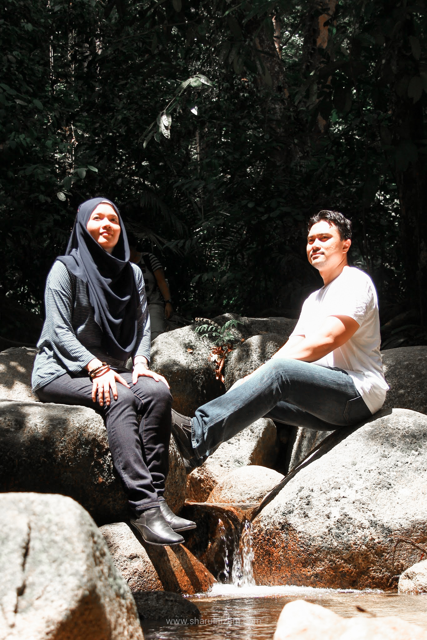 Couple Photoshot Daeng & Yean di FRIM, Selangor