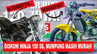 Harga Ninja SS Bekas Semarang