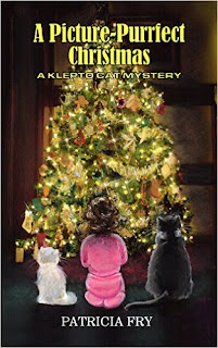 A Picture-Purrfect Christmas book cover.