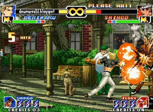 Benimaru Super Move Kof 99