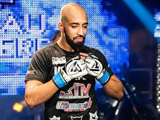 image result for MMA fighter Jahreau Shepherd death