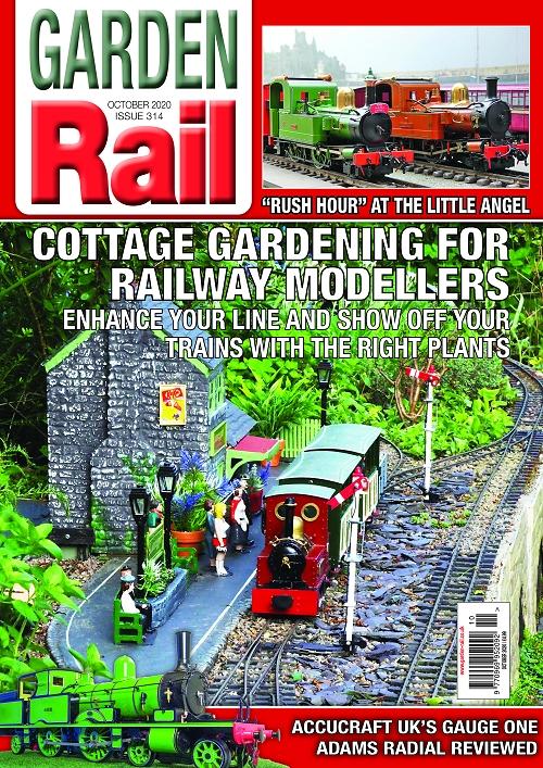 Garden Rail October 2020