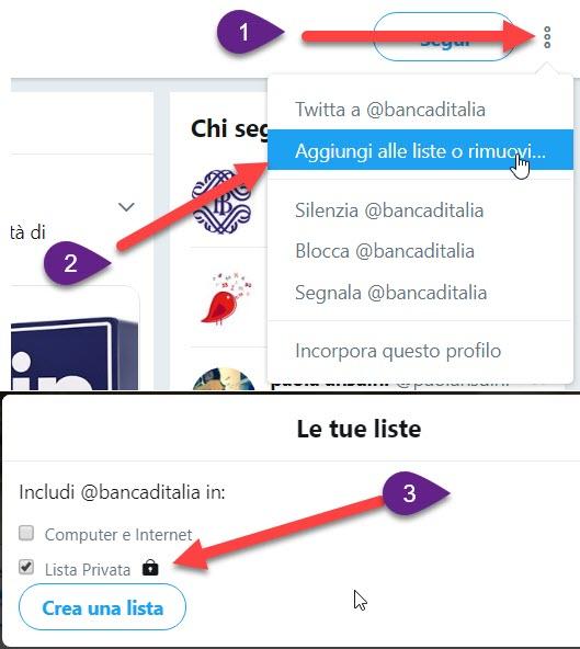 aggiungere-utente-lista-privata