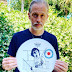 Win This Drumhead Signed Drawn By Andy Bell And Help Raise Funds For The NHS