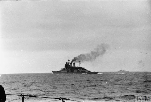 9 February 1941 worldwartwo.filminspector.com HMS Renown HMS Sheffield