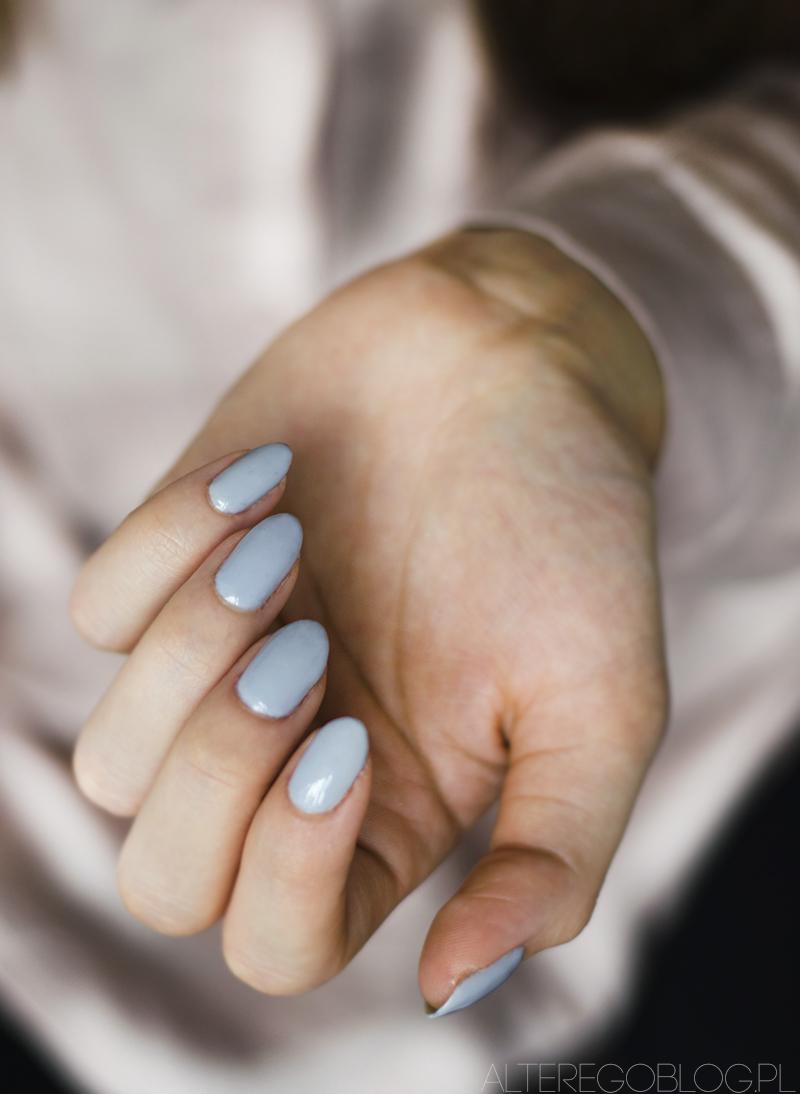 business line, semilac business line, semilac hybrydy, semilac blue grey, semilac 205, blog urodowy, blog kosmetyczny