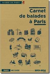 Carnet de balades à Paris