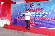 Wali Kota Bitung Resmikan Kelurahan Percontohan Tertib Lalu Lintas