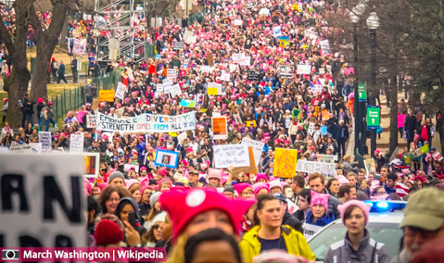مظاهرات طلابية في الولايات المتحدة اعتراضا على قانون حيازة السلاح