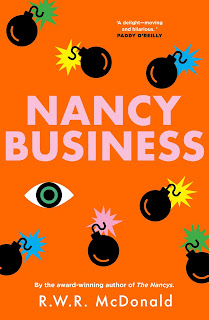 Nancy Business by R.W.R McDonald book cover