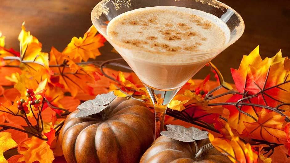 Make a Pumpkin Martini With Your Own Homemade Pumpkin Vodka